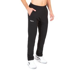 Men's Tennis Pants and Tights Australian Classic Logo Pants  Nero/Bianco LSUPA0008003A