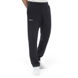 Men's Tennis Pants and Tights Australian Classic Logo Pants  Blu/Bianco LSUPA0008200A