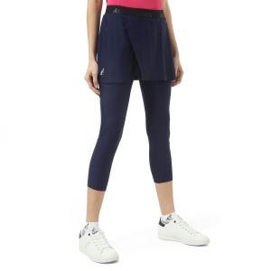Women's Tennis Pants and Tights Australian Lift Skirt Tights  Blu Cosmo TEDGO0015842