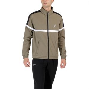 Men's Tennis Suit Australian Classic Logo Bodysuit  Verde Aneto LSUTU0130104