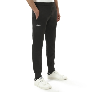 Men's Tennis Pants and Tights Australian Roma 21 Pants  Nero SWUPA0009003