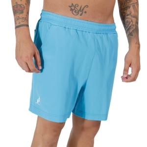 Pantalones Cortos Tenis Hombre Australian Slam 6in Shorts  Turchese Glossy TEUSH0004605
