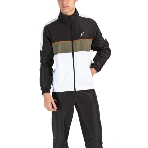 Men's Tennis Suit Australian Smash Bodysuit  Bianco LSUTU0118002