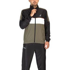 Men's Tennis Suit Australian Smash Bodysuit  Nero LSUTU0118003