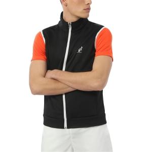 Men's Tennis Jackets Australian Tech Vest  Nero TEUGI0002003