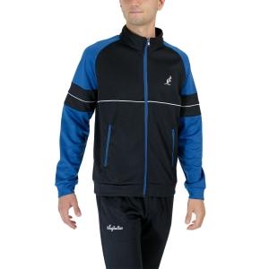 Men's Tennis Suit Australian Tweener Bodysuit  Nero LSUTU0139003