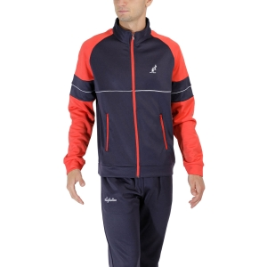 Men's Tennis Suit Australian Tweener Bodysuit  Blu Navy LSUTU0139200