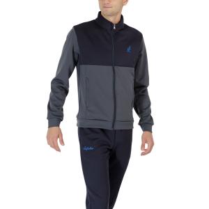 Men's Tennis Suit Australian Volee Bodysuit  Grigio Titanio LSUTU0119091