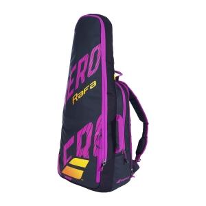 Tennis Bag Babolat Pure Aero Rafa Backpack  Black/Orange/Purple 753097363