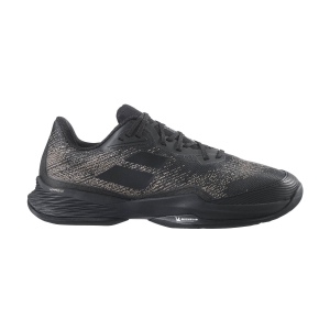 Scarpe Tennis Uomo Babolat Jet Mach 3 All Court Wide  Black/Gold 30F218462031