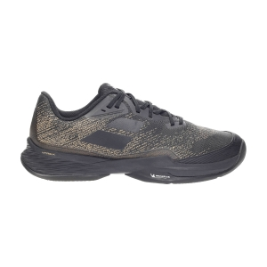 Men`s Tennis Shoes Babolat Jet Mach 3 Clay  Black/Gold 30S216312031