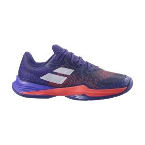 Men`s Tennis Shoes Babolat Jet Mach 3 Clay  Blue Ribbon 30F216314093
