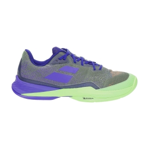 Men`s Tennis Shoes Babolat Jet Mach 3 Clay  Jade Lime 30S216318007