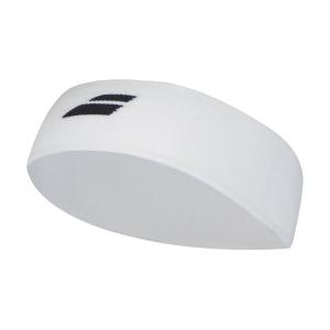 Fasce Tennis Babolat Logo Fascia  White/Black 5UA13011001