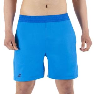 Men's Tennis Shorts Babolat Play 6in Shorts  Blue Aster 3MP10614049