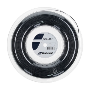 Cordaje Monofilamento Babolat Pro Last 1.30 Bobina 200 m  Black 243142105130