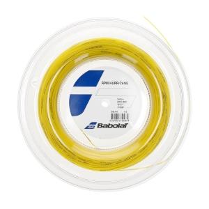 Corda Monofilamento Babolat RPM Hurricane 1.25 Matassa 200 m  Yellow 243141113125