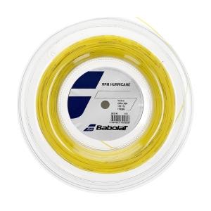 Corda Monofilamento Babolat RPM Hurricane 1.35 Matassa 200 m  Yellow 243141113135