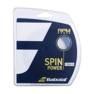 Monofilament String Babolat RPM Power 1.30 Set 12 m  Electric Blue 241139360130