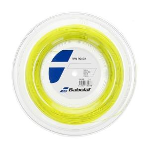 Corda Monofilamento Babolat RPM Rough 1.30 Matassa 200 m  Yellow 243140113130