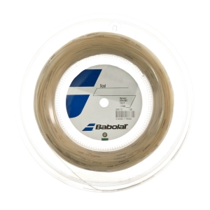 Multifilament String Babolat Xcel 1.25 200 m Reel  Natural 243110128125