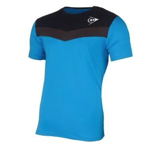 Polo e Maglie Tennis Dunlop Crew Essentials Maglietta Bambino  Cobalt/Anthra 72257