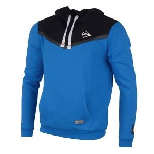 Boy Tracksuit and Hoodie Dunlop Essentials Hoodie Boy  Cobalt/Anthra 72242