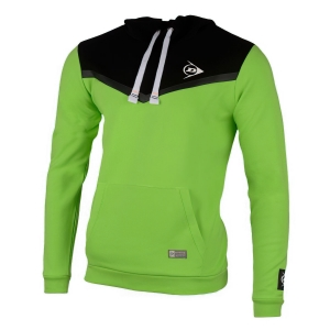Boy Tracksuit and Hoodie Dunlop Essentials Hoodie Boy  Green/Anthra 72239