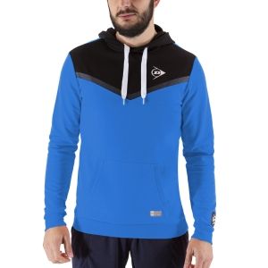 Men's Tennis Shirts and Hoodies Dunlop Essentials Hoodie  Cobalt/Anthracite 72237