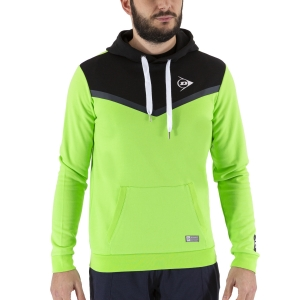 Men's Tennis Shirts and Hoodies Dunlop Essentials Hoodie  Green/Anthracite 72234