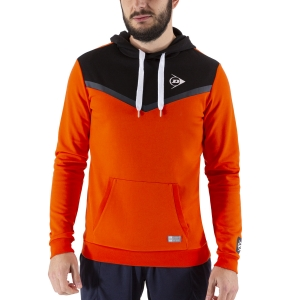 Men's Tennis Shirts and Hoodies Dunlop Essentials Hoodie  Orange/Anthracite 72235