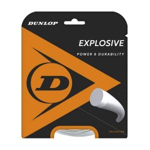 Monofilament String Dunlop Explosive 1.30 Set 12 m  Silver 624856