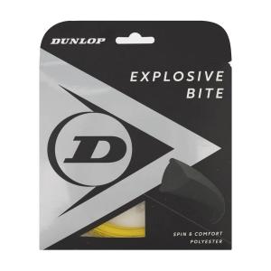 Monofilament String Dunlop Explosive Bite 1.27  Set 12 m  Yellow 10303296