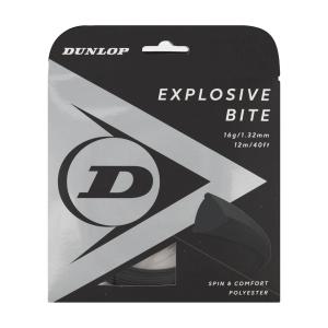 Monofilament String Dunlop Explosive Bite 1.32  Set 12 m  Black 10303293