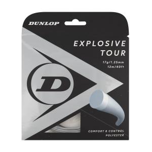 Monofilament String Dunlop Explosive Tour 1.25 12 m Set  Grey 10308262