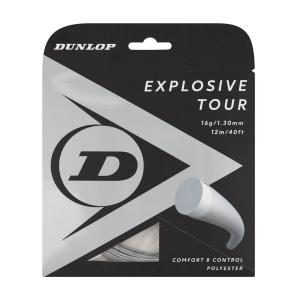 Monofilament String Dunlop Explosive Tour 1.30 12 m Set  Grey 10308263