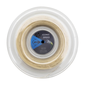 Multifilament String Dunlop Iconic Speed 1.25 200 m Reel  Natural 10303379