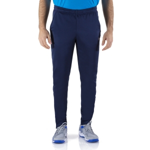 Pantaloni e Tights Tennis Uomo Dunlop Knitted Club Pantaloni  Navy 71343