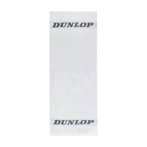 Asciugamani da Tennis Dunlop Logo Asciugamano  White/Black 307386