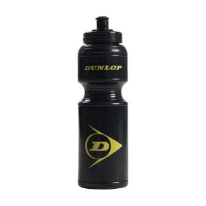 Accessori Vari Dunlop Logo Borraccia  Black/Yellow 307388