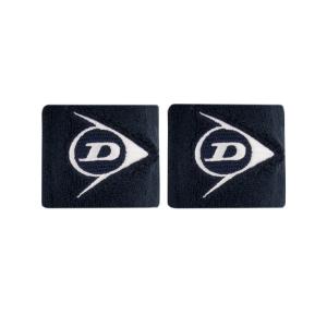 Tennis Wristbands Dunlop Logo Small Wristbands  Navy 307382