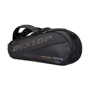 Tennis Bag Dunlop NT x 8 Bag  Black 10282244