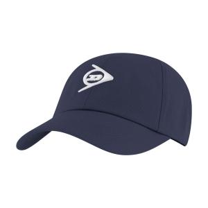 Tennis Hats and Visors Dunlop Promo Cap  Navy 307373