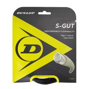 Multifilament String Dunlop SGut 1.32 Set 12 m  Black 624837