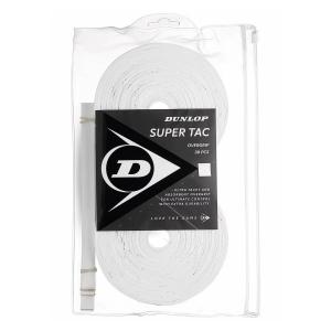 Overgrip Dunlop Super Tac x 30 Overgrip  White 10298363