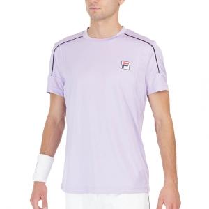 Camisetas de Tenis Hombre Fila Arnaud Camiseta  Lavender FOM2193016550