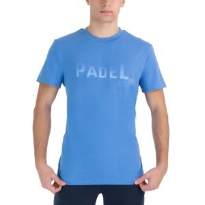 Men's Tennis Shirts Fila Arno TShirt  Marina FLU2120141800
