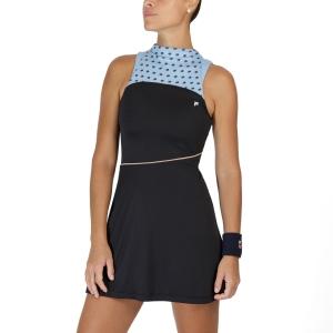 Vestito da Tennis Fila Aurelia Vestito  Black UOL219329900