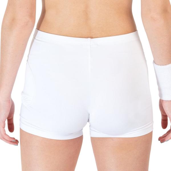 Fila Bella 4in Shorts - White