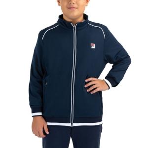 Chaquetas Boy Fila Ben Chaqueta Nino  Peacoat Blue FJL211003100